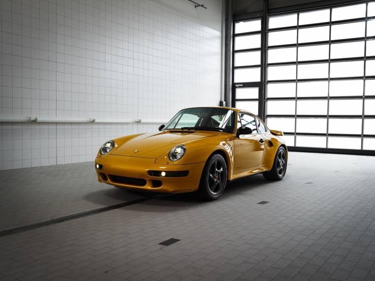 Porsche Project Gold 993 Turbo 0818 019