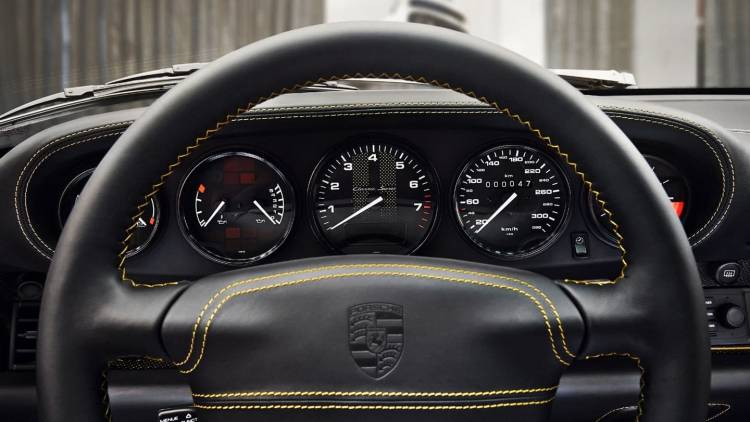 Porsche Project Gold 993 Turbo 0818 028