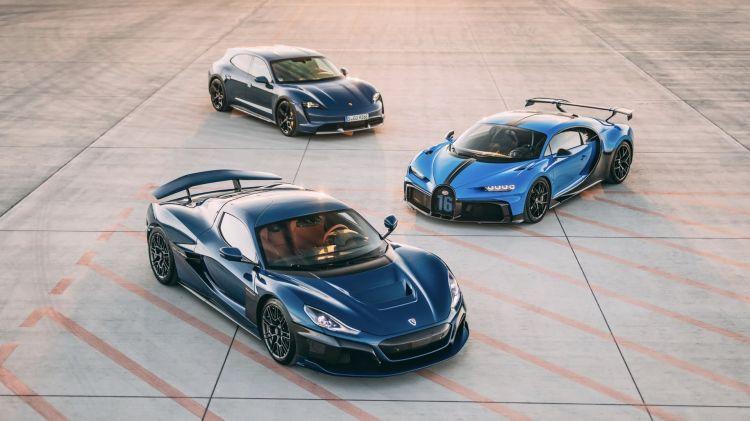 Porsche Rimac Bugatti 2021 05