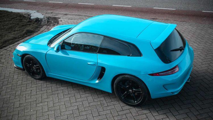 Porsche Shooting Brake Dm 8