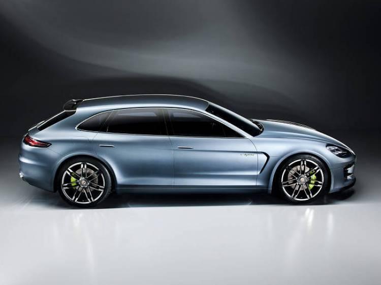 Porsche sigue valorando la idea de una berlina por debajo del Panamera