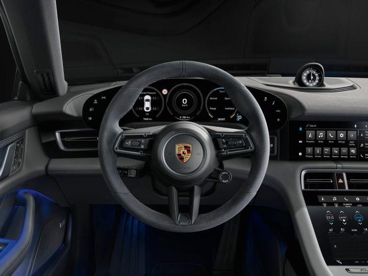 Porsche Taycan 4s 2020 4