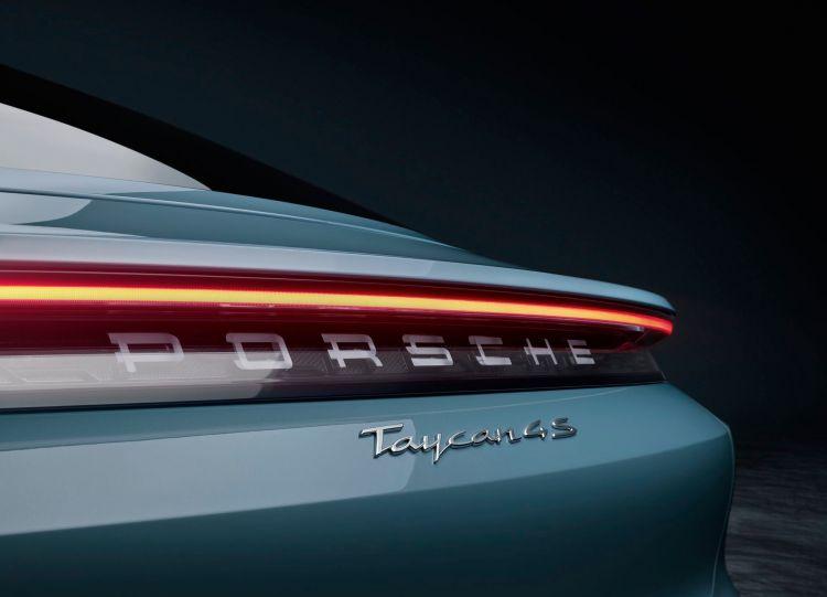 Porsche Taycan 4s 2020 6
