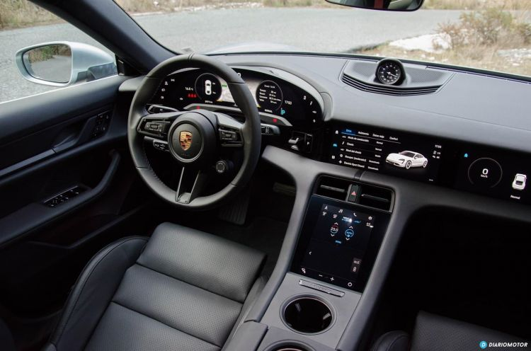Porsche Taycan 4s Prueba 1120 027
