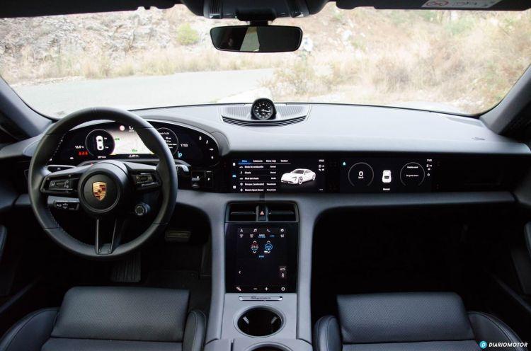 Porsche Taycan 4s Prueba 1120 028