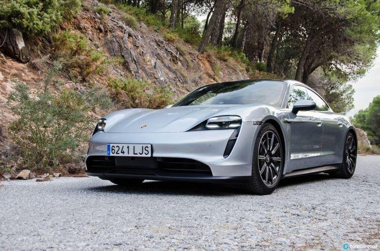 Porsche Taycan 4s Prueba 1120 040