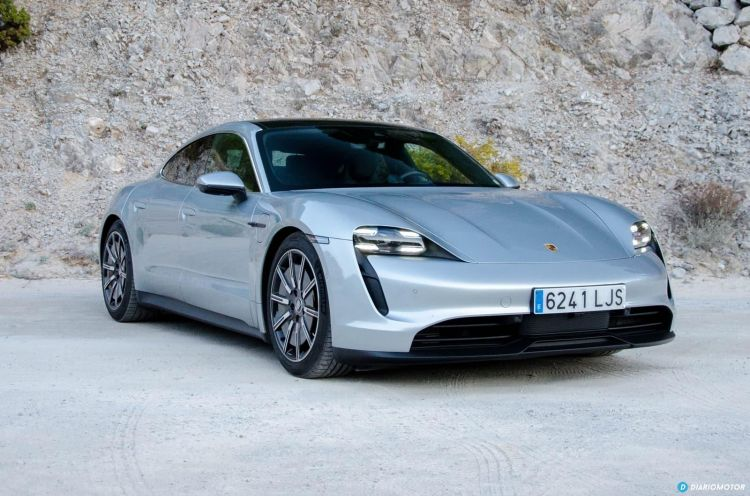Porsche Taycan 4s Prueba 1120 051