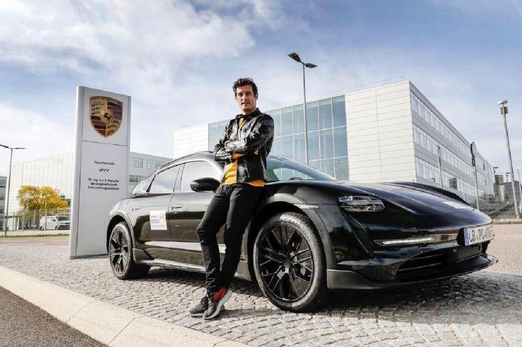 Porsche Taycan Cross Turismo Fecha Presentacion Mark Webber