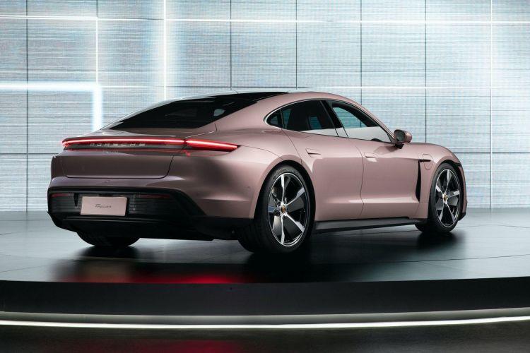 Porsche Taycan Precio Barato Dm 4