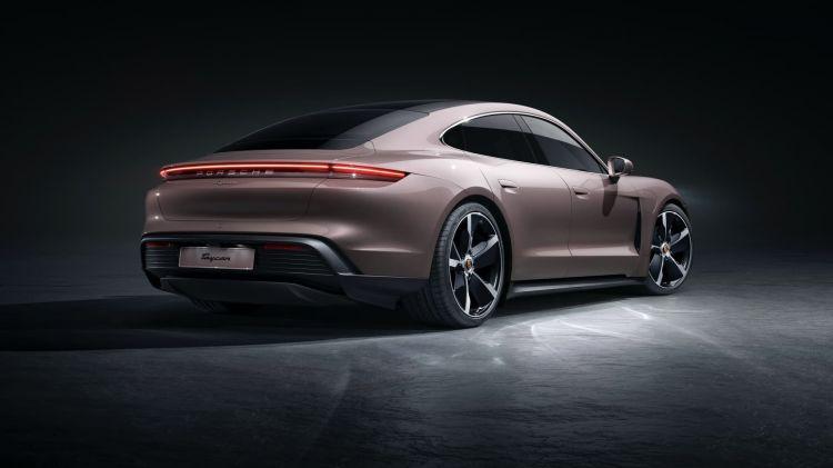 Porsche Taycan Rwd 2021 Traccion Trasera 02