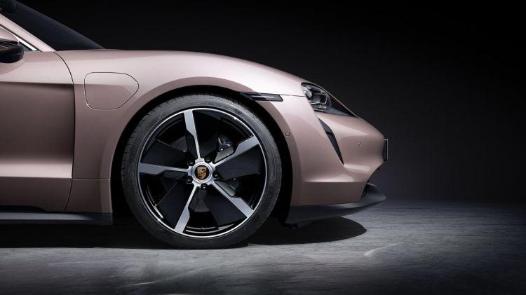 Porsche Taycan Rwd 2021 Traccion Trasera 06