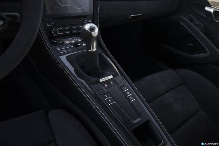 Cambio manual Porsche