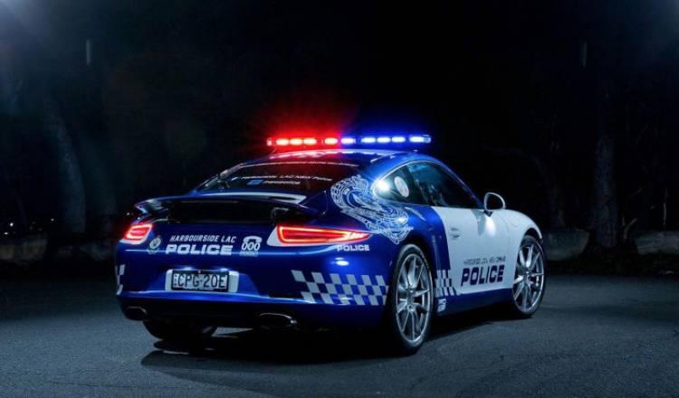 El Porsche 911 se une a las filas de la Policía de Nueva Gales del Sur
