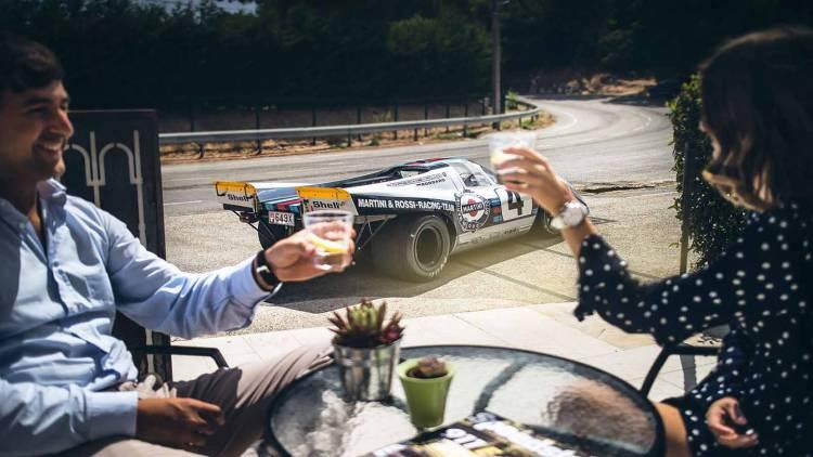 Porsche 917 Coche De Carreras De Calle Monaco 02