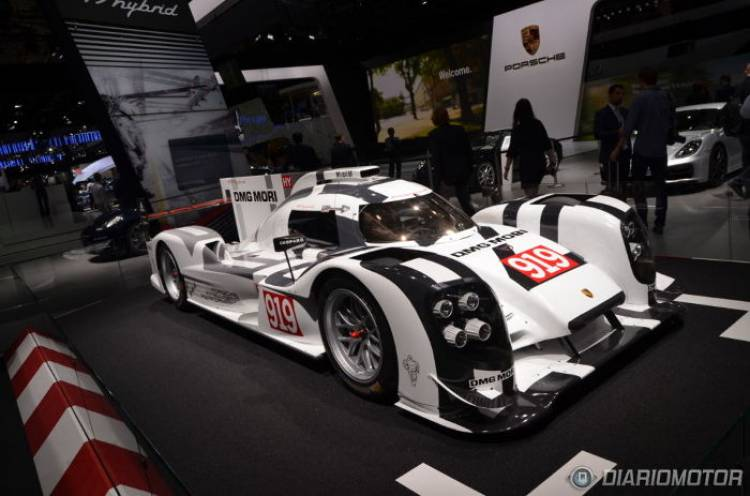 Las 24 Horas de Le Mans también presentes en el Salón de París