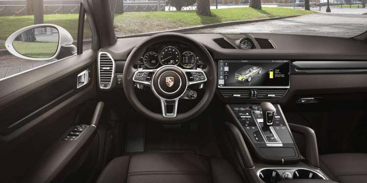 Porsche Cayenne E Hybrid 2018 6