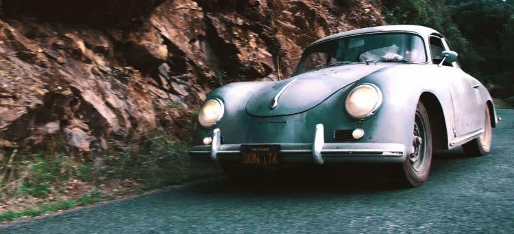 Porsche Encanto Coches Clasicos Oxidados