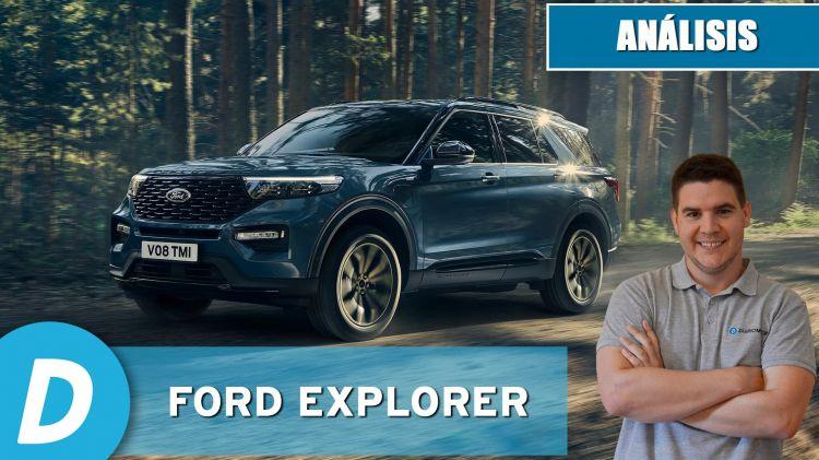 Portada Analisis Clavero Ford Explorer