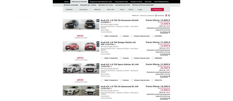 Portada Coches Stock Audi Dm 1