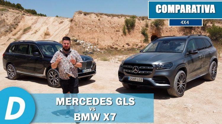 Portada Comparativa Bmw X7 Mercedes Gls 0820 01