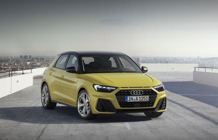 Portada Ficha Audi A1 2020