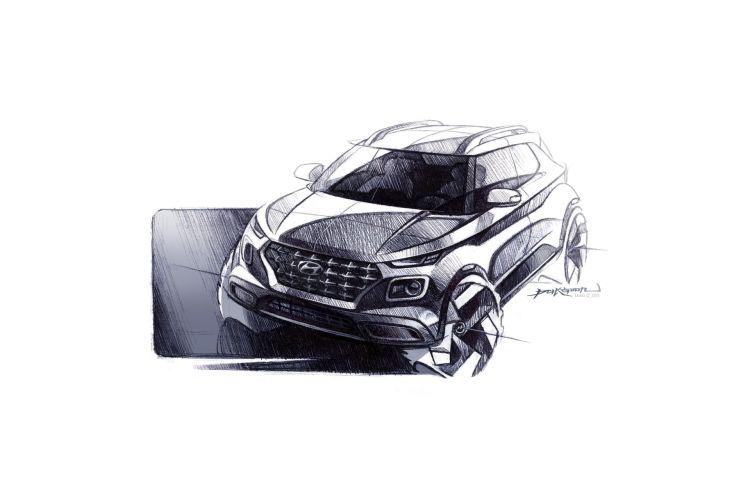 Portada Hyundai Vebue Boceto