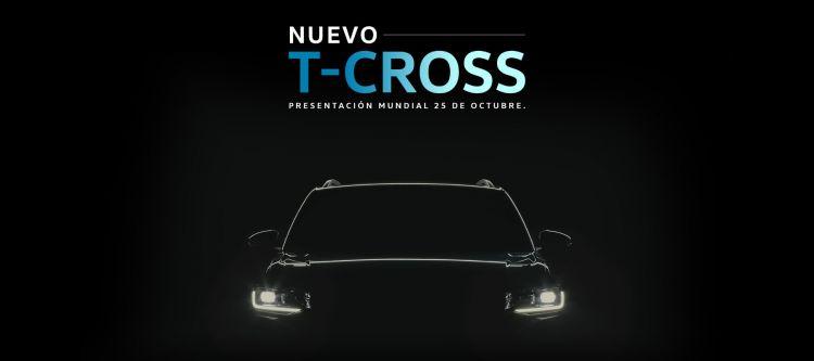Portada Volkswage T Cross
