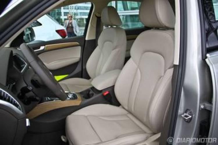 Audi Q5 2012, presentación y prueba en Munich (I)