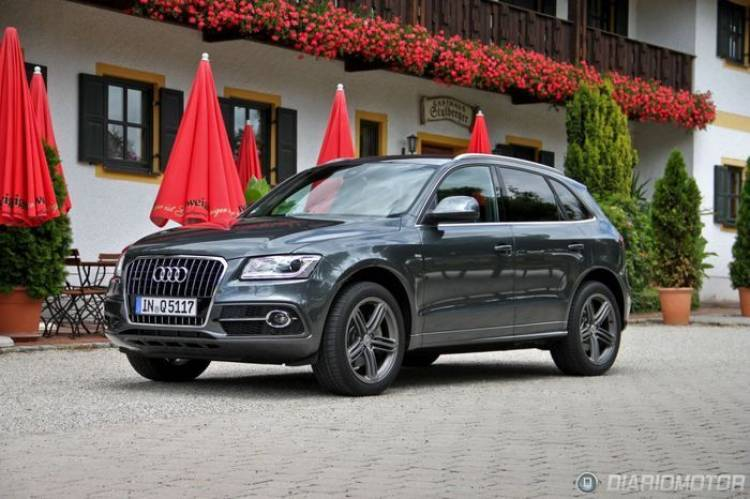 En 2020 uno de cada tres Audi será un SUV
