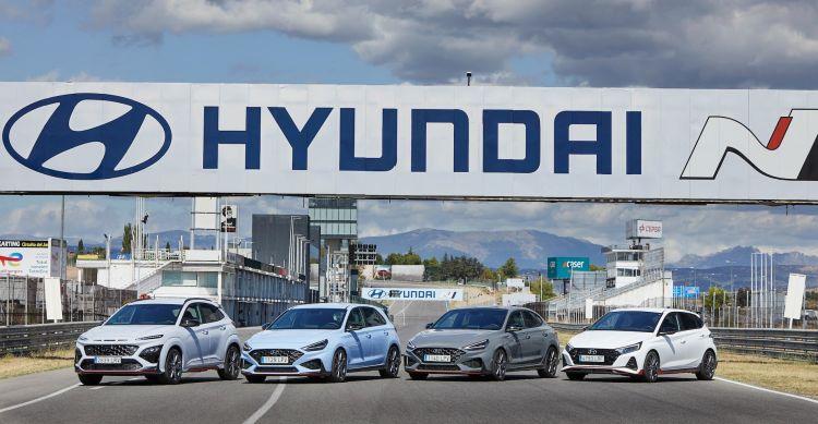 Presentacion Hyundai Gama N 19