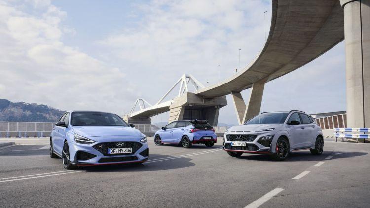 Presentacion Hyundai Gama N 2