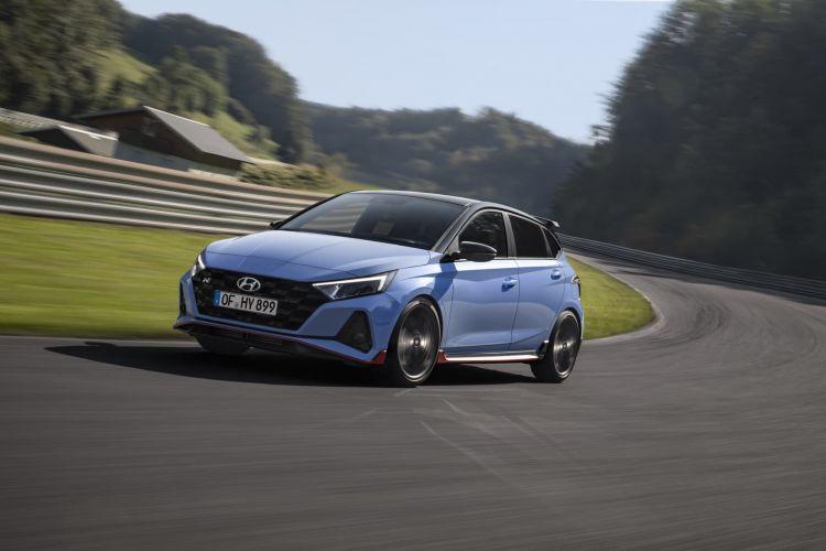 Presentacion Hyundai Gama N 6
