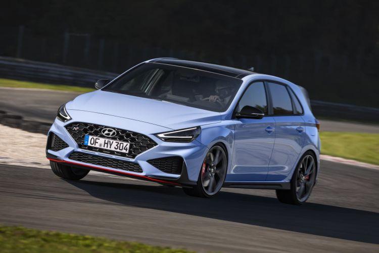 Presentacion Hyundai Gama N 8