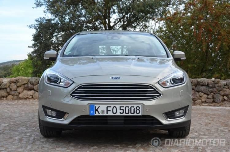 Presentación del nuevo Ford Focus 2015