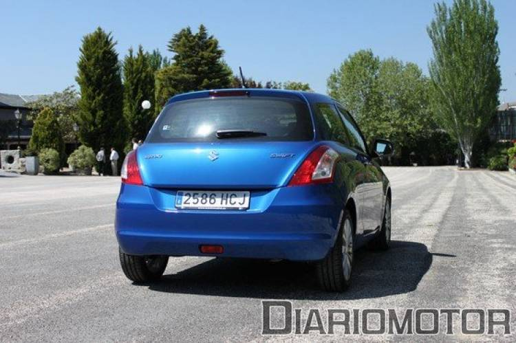 Suzuki Swift 1.3 DDIS y 1.2 VVT Start/Stop, presentación en Madrid (I)