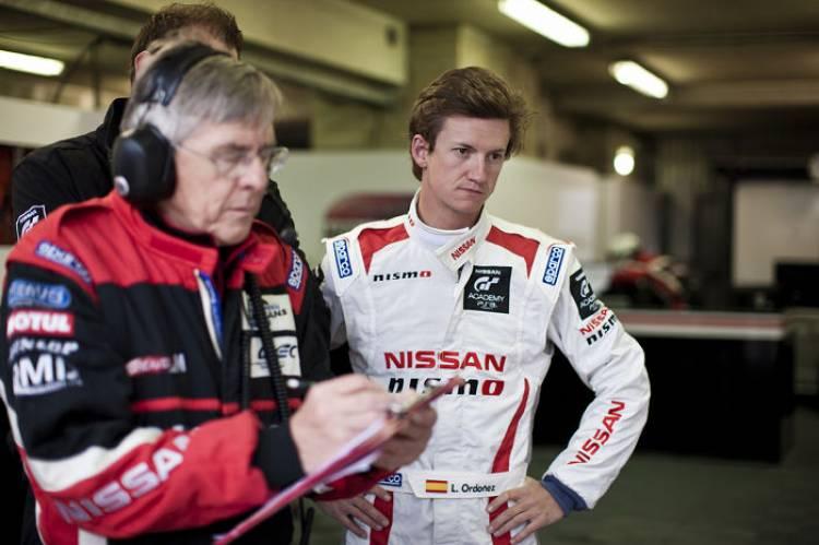 Lucas Ordoñez y Nissan nos reciben antes de Le Mans