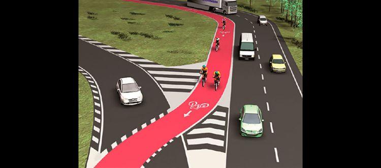 Prioridad Carril Bici Ciclistas Dgt