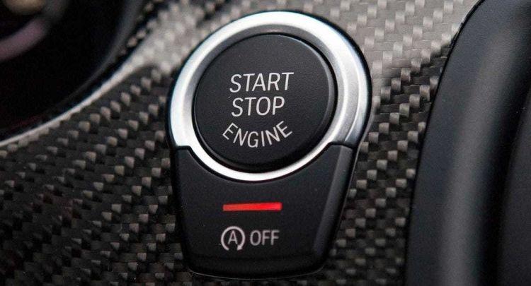 Problema Start Stop Diesel Boton Bmw