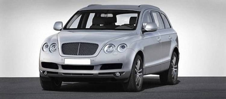 Carrocerías originales de Xenatec: Bentley SUV