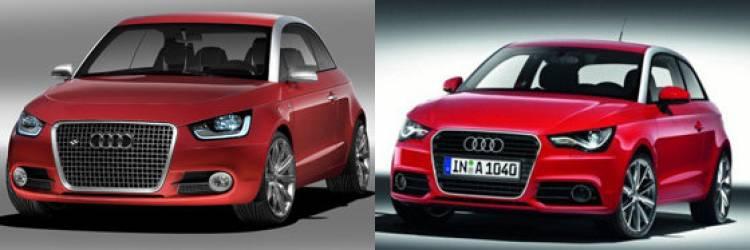 Audi A1 Metroproject Quattro Concept y Audi A1