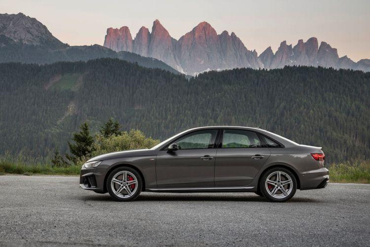 Prueba Audi A4 2019 13