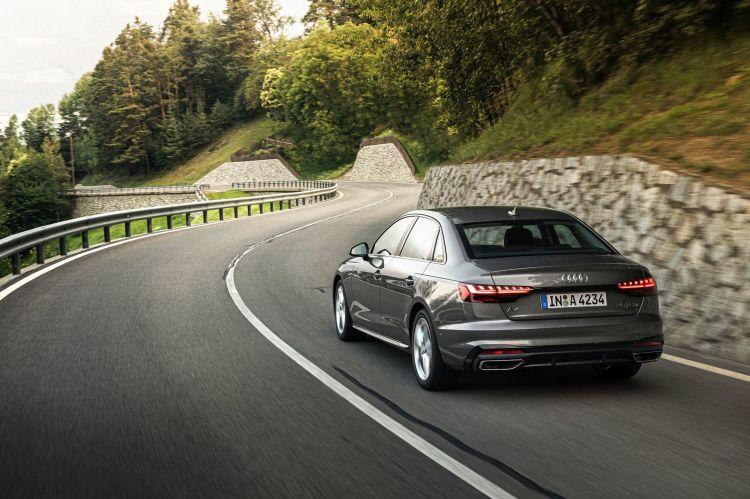 Prueba Audi A4 2019 23