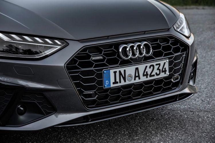 Prueba Audi A4 2019 27