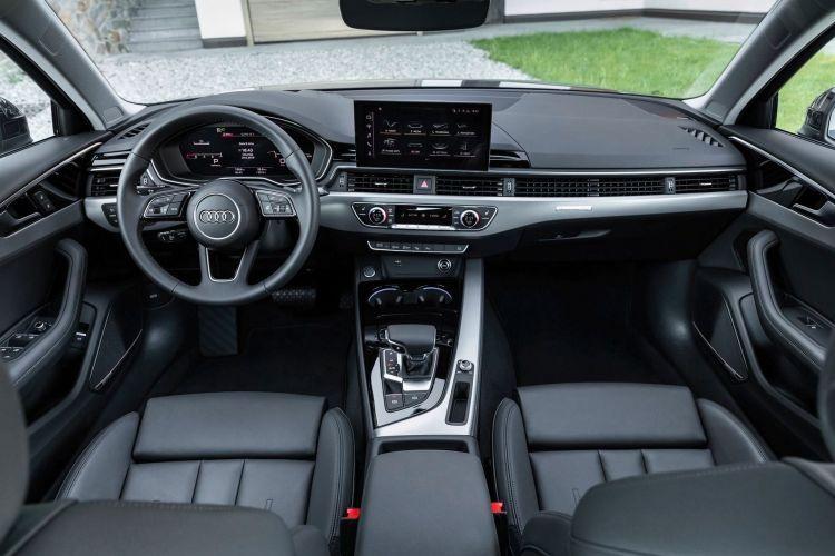 Prueba Audi A4 2019 37