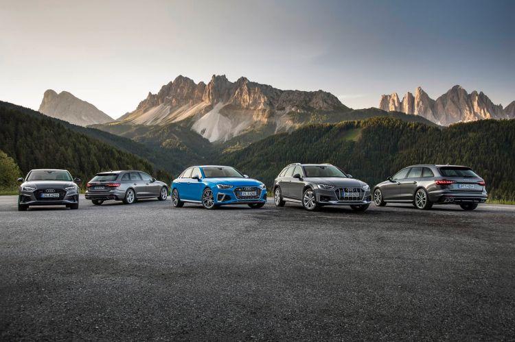 Prueba Audi A4 2019 4