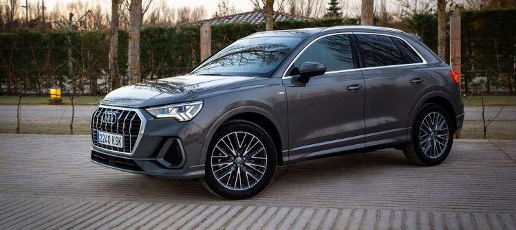 Prueba Audi Q3 2019 P