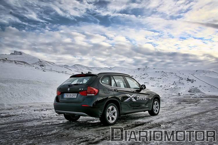 Prueba BMW X1 xDrive23d