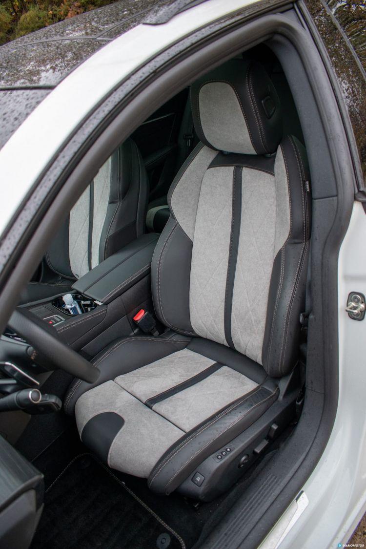 Prueba Contacto Peugeot 508sw Hybrid 12
