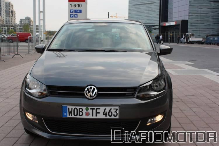 Prueba de contacto del Volkswagen Polo 1.4 Sport