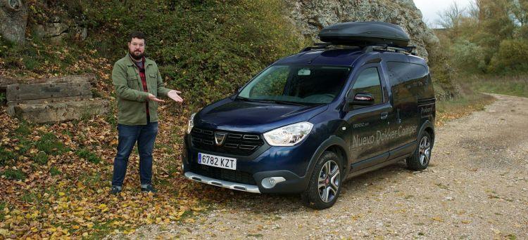 Prueba Dacia Camperiz Portada